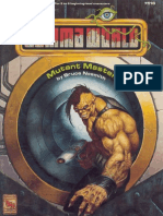 GWQ1 - Mutant Master