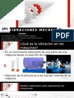 VIBRACIONES MECÁNICAS