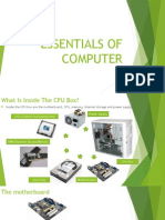 Essentials of Computer