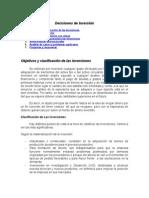 09. Decisiones Inversion