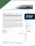 Nota Informativa de la Web FAPE