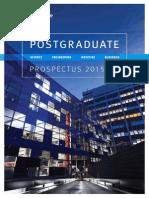 Postgraduate Prospectus 2015-16 Interactive