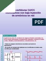 11. Monofasicos Baja Inyeccion Armonicos Red.