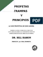 LIBRO - Profetas, Trampas y Principios - DR. BILL HAMON