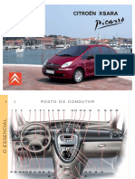 Manual Citroën Xsara Picasso