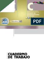 Cuaderno de Trabajo para Capacitación de Fiscales de Organizaciones Políticas, 2015 - TSE de Guatemala (Doble)