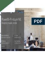 Microsoft Osi Pi Bi Power Suite Ppdm Okc q2 2015 Dml