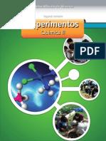 Experimentos Quimica II Laboratorio