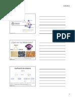 Libro de Diapositivas Ciencia de Los Materiales