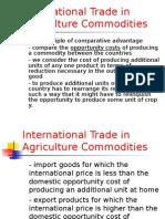 International Trade 1