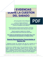 001_100 Evidencias Sobre La Cuestion Del Sabado