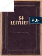 SS Leitheft - 10. Jahrgang - Heft 3 - 1944
