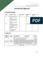 BC-5380 Preventive Kit Manual V3.0 En
