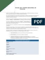 Revista Oficial Del Cuerpo Nacional de Policia