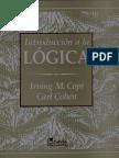59441153 Copi Introduccion a La Logica OCR