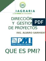 Presentacion PMI