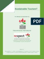 NachhaltigerTourismus En