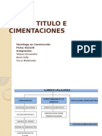 Nsr-10 Titulo e Cimentaciones
