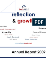 Youth RISE annual report 2009