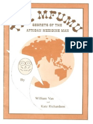 THE MFUMU Powerful African Occult Magick Voodoo by William Van Magic Finbarr
