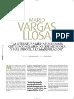 M.vargas Llosa Entrevista Mayo 2007