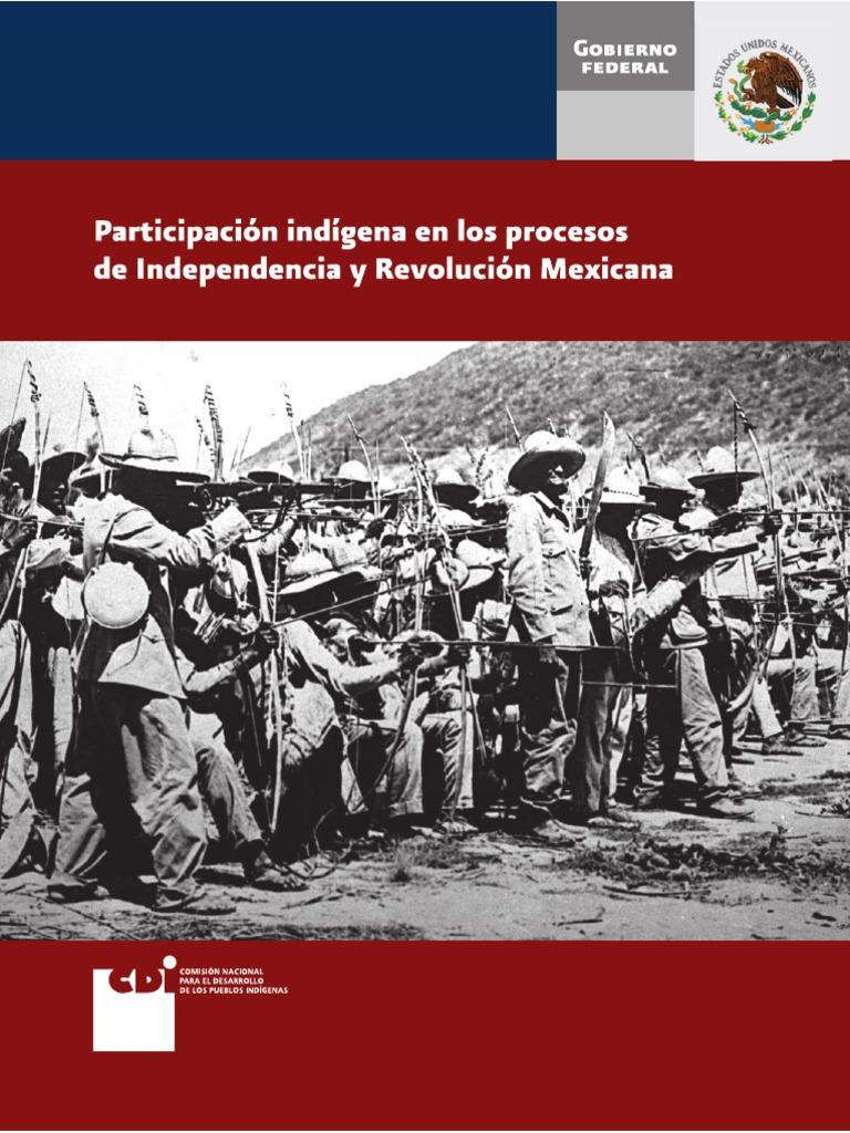 Participación Indígena en Los Procesos de Independencia y ... 48881702e30