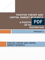 Positive Theory Kelompok 1
