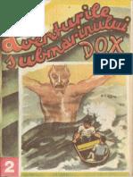 Aventurile Submarinului DOX - Nr 2