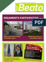 """Boletim Informativo """"O Beato"""" - Edição de Fevereiro de 2010"""