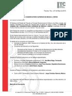 Carta Inv. Coros 2015 Conservatorio