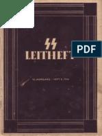 SS Leitheft - 10. Jahrgang - Heft 8 - 1944