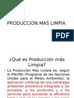 PRODUCCION MAS LIMPIA.ppt