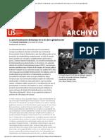 Barcelona Metrópolis _ Dipesh Chakrabarty _ La Provincialización de Europa en La Era de La Globalización