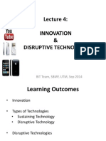 Disruptive Technology Case Studies