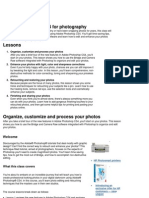 Adobe Photoshop Cs4 Photography