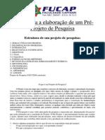 Modelo Projeto Art170