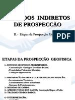 2.0 Etapas Da Prospecçao Geofisica