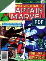 Marvel Spotlight Vol 2 04 Captain Marvel