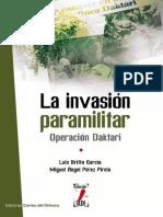 Venezuela Invasion Paramilitar Daktari - Brito G Perez P