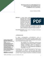 TECNOLOGIA DA INFORMAÇÃO E INDICAÇÃO GEOGRÁFICA NO COMÉRCIO DA CAJUÍNA