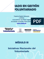 GESTIÓN DEL VOLUNTARÍADO VOLUMEN 3