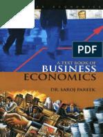 Business Economics Very Good