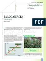 Loganeaceae Notes