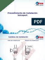 Procedimiento de Instalación Voiceport