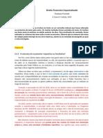 Atualização D. Financeiro Esquematizado 4ª Para 5ª Edição
