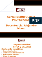 DEONTOlogia EUDED