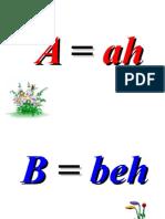 German Alphabet