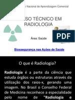 SENAC Aula 1 - Noções Gerais de Biossegurança Em Radiologia