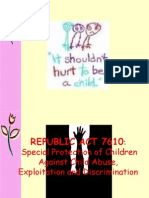 Ra7610 Child Abuse Law