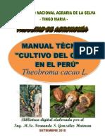 Manual Tco Del Cacao Perú